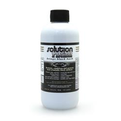 Solution Finish Black Trim Restorer (354ml)