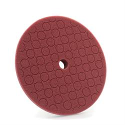 "Kamikaze Collection 125mm / 5"" Banzai Dynamics Red Polishing Pad"
