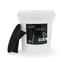 UF Wheel Bucket With Black Grit Guard