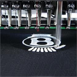 Specialised Covers Embroidered Logo For Prestige Indoor Cover
