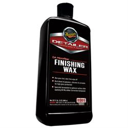 Meguiars DA Microfibre Finishing Wax - 946ml
