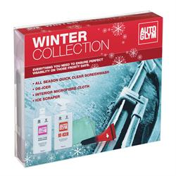 Autoglym Winter Collection