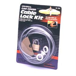 Covercraft Cable Lock Kit For Car Covers
