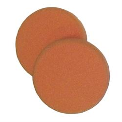"Deltalyo Kestrel  6.5"" / 160mm Kestrel Orange Cutting Pad - 2 Pack"