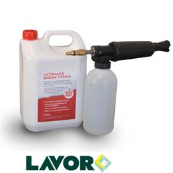 Lavor Ultimate Snow Foam & Lance Kit