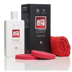 Autoglym High Definition Paintwork Cleanser Kit