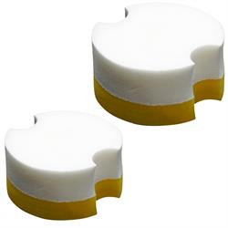 R222 Deluxe Wax Applicator 2 Pack