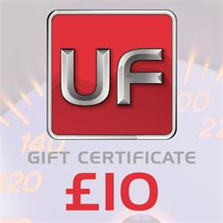 UF Ultimate Finish Gift Certificates