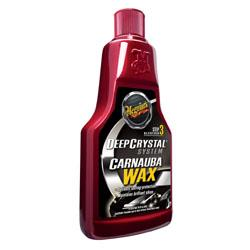 Meguiars Deep Crystal Step 3 - Wax