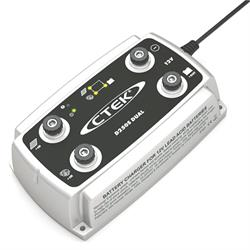 CTEK  D250S DC/DC Battery Charger - DUAL