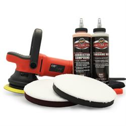 UF8 Meguiars Microfibre Machine Polishing Kit