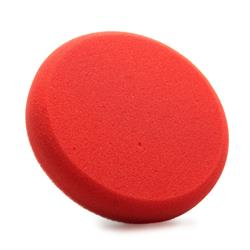 "Auto Finesse 160mm (6.5"") Refining Pad (Red)"