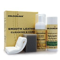 Colourlock Leather Cleaning & Care Kit (Mild)