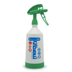 Kwazar 1 Litre Mercury Pro+ Double-Action Trigger Spray (Green)