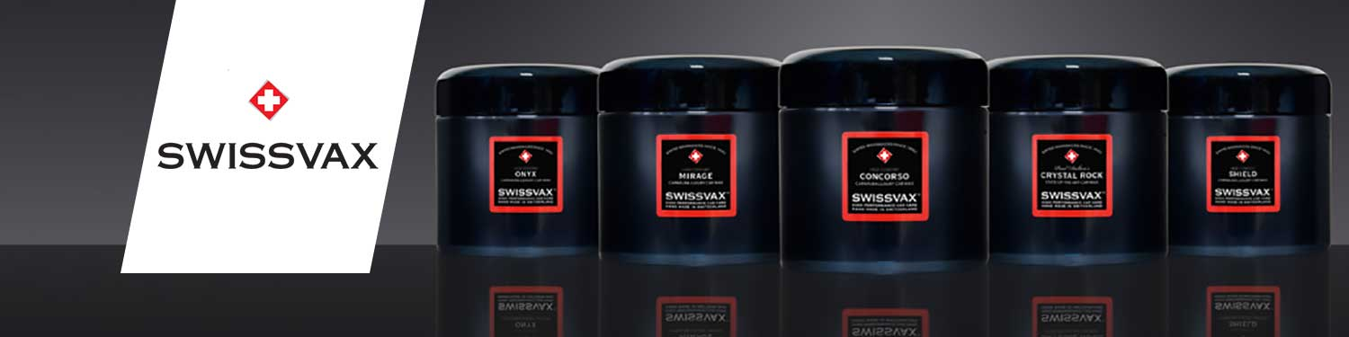 Swissvax UK - The Ultimate Car Care Products Hand-Made In Switzerland