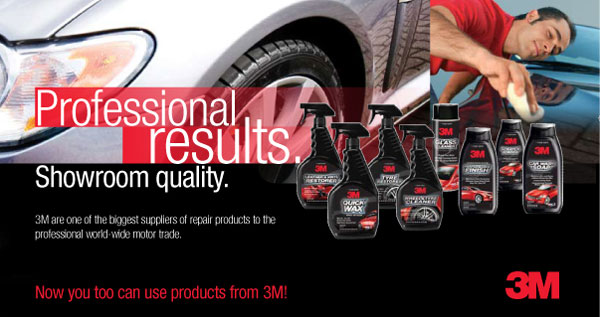 3m Online Uk Shop Car Detailing Products Ultimate Finish