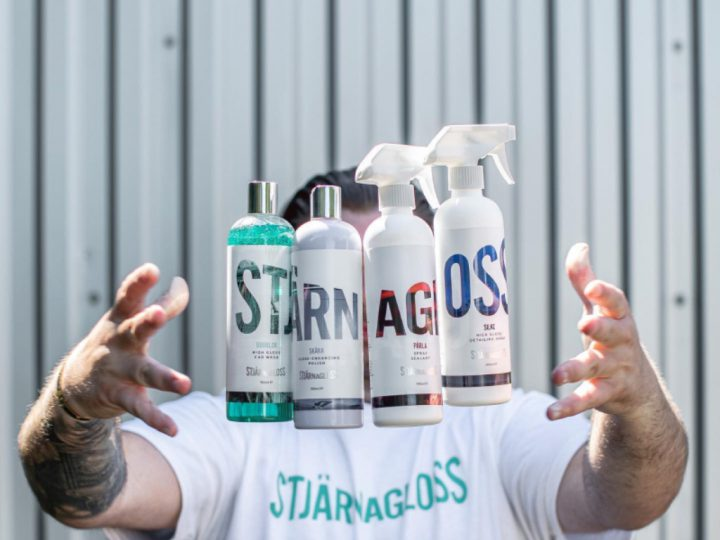 Stjärnagloss Now Available At Ultimate Finish
