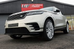 Range Rover Velar - 2-Stage Gloss Enhancement