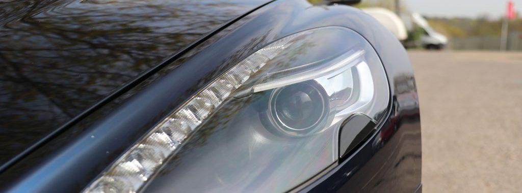 Aston Martin Rapide – 2-Stage Gloss Enhancement