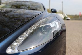 Aston Martin Rapide – 2-Stage Gloss Enhancement