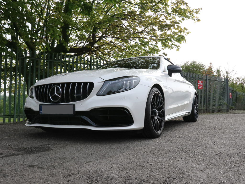 Mercedes-AMG C63 Cabriolet – New Car Protection Package
