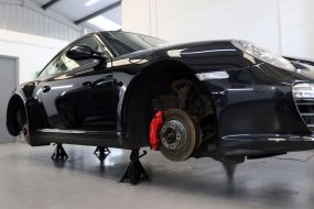 Porsche 997 C4S - 2-Stage Gloss Enhancement