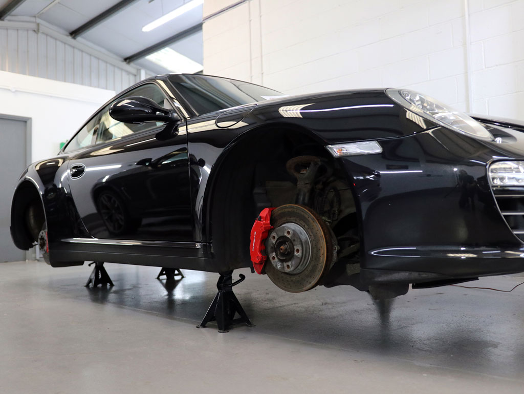 Porsche 911 C4S (997) – 2-Stage Gloss Enhancement