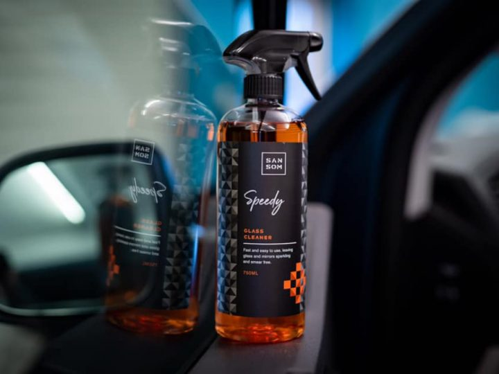 SANSOM Car Care: How to Car Wash With Joe Huntley