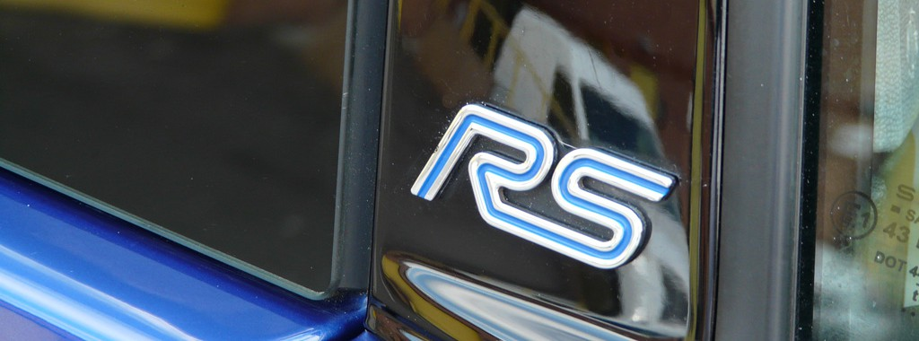 Gloss Enhancement Treatment - Ford Focus RS Mk1 (2003)