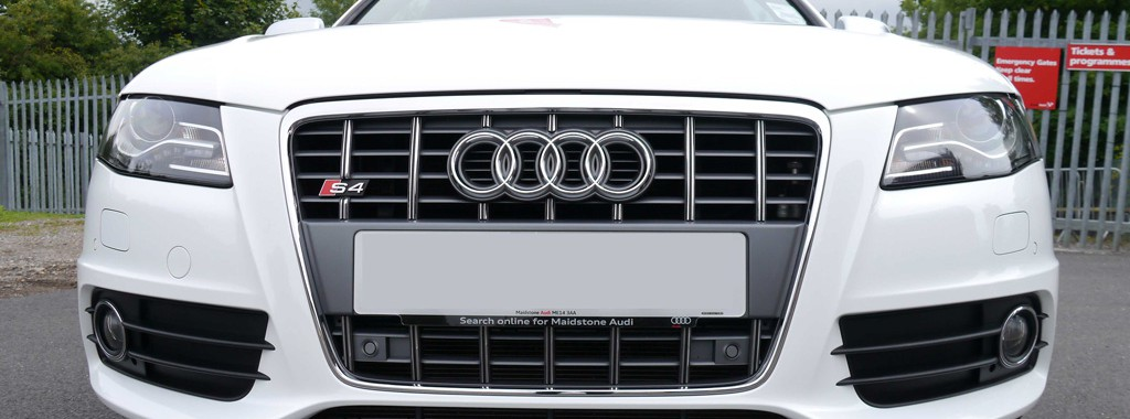 Gloss Enhancement Treatment - Audi S4 Avant V6 Quattro