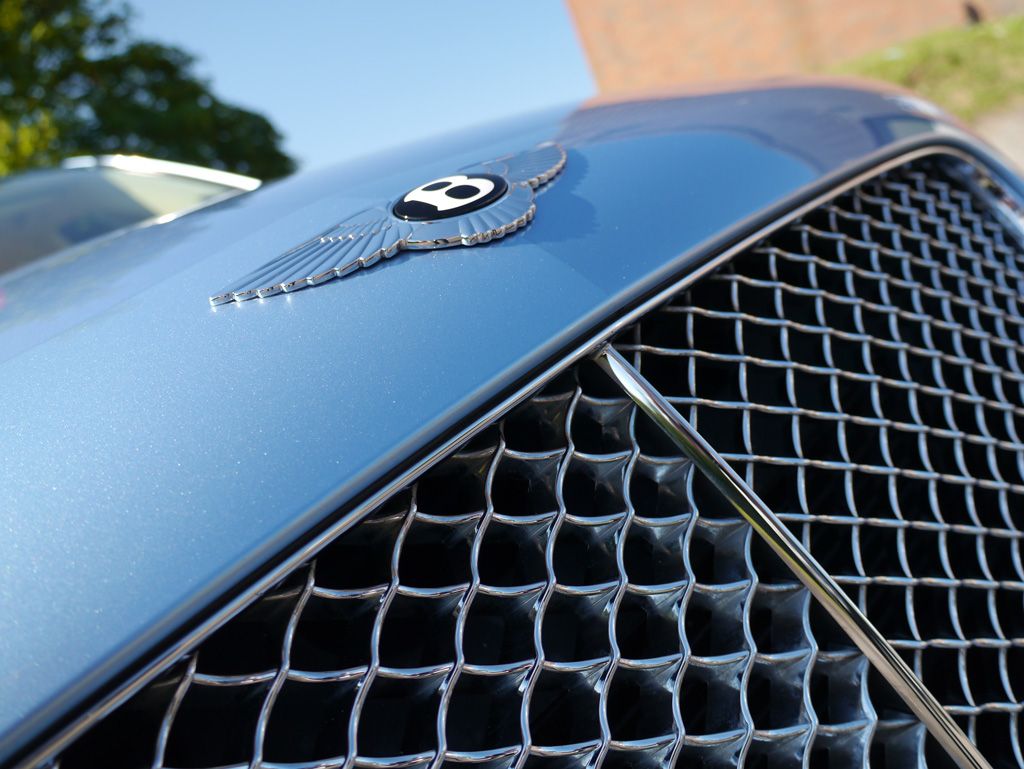 Bentley Flying Spur (2007) – Gloss Enhancement Treatment