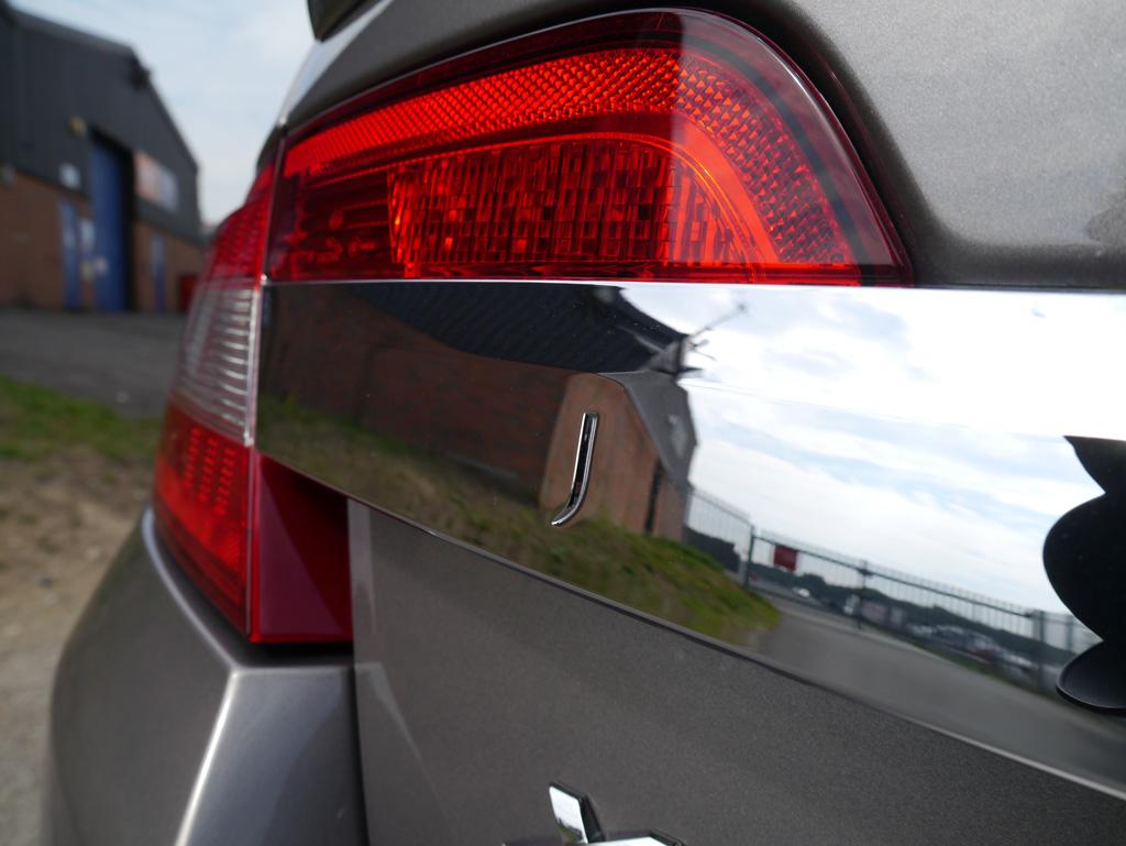 Gloss Enhancement – Jaguar XF S in Vapour Grey