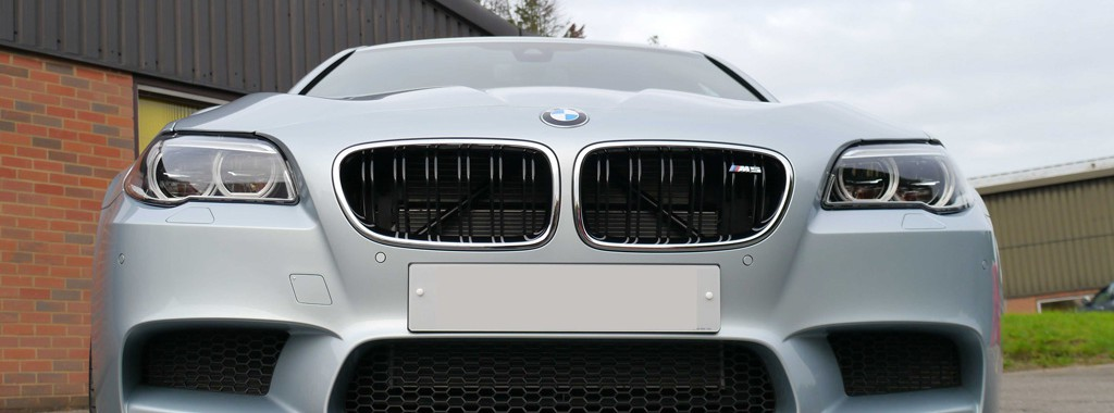 BMW M5 V8 Competition Package - New Car Protection