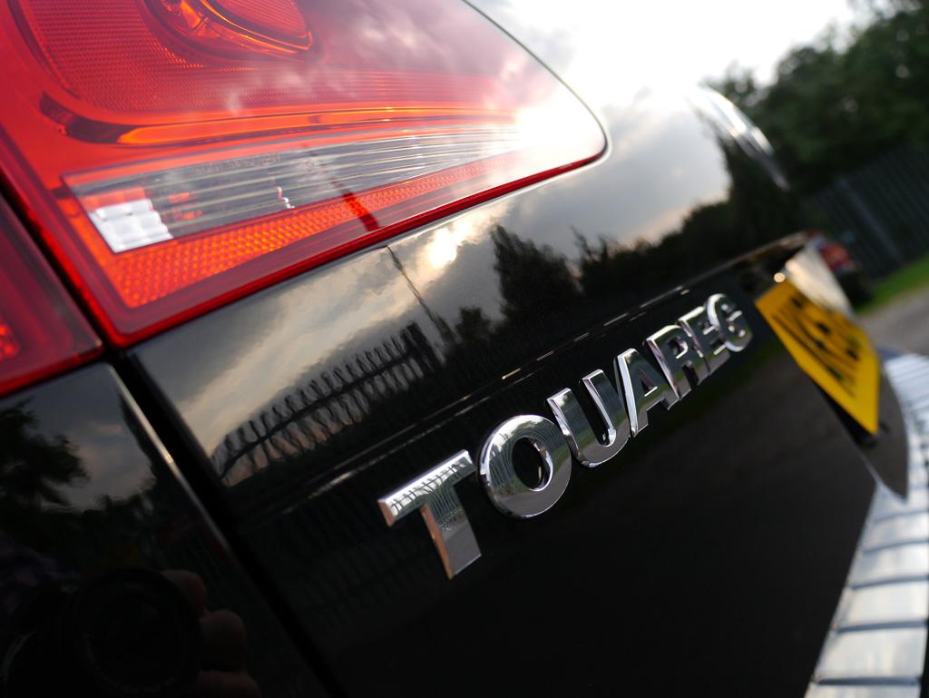 VW Touareg V6 Altitude TDi – Gloss Enhancement Treatment