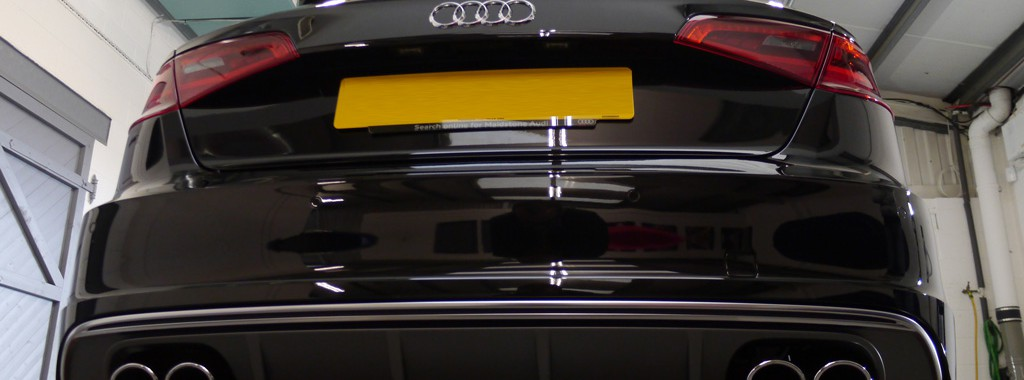 Audi S3 Sportback Quattro – New Car Protection Plus