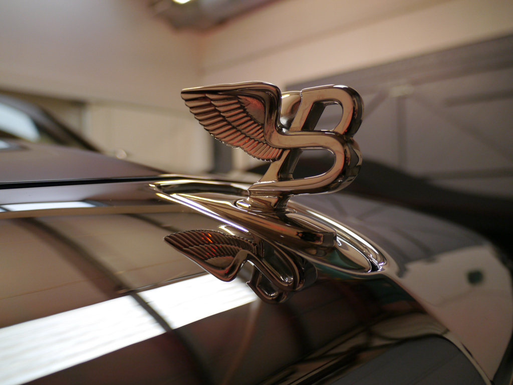 Bentley Mulsanne V8 – Gloss Enhancement Treatment