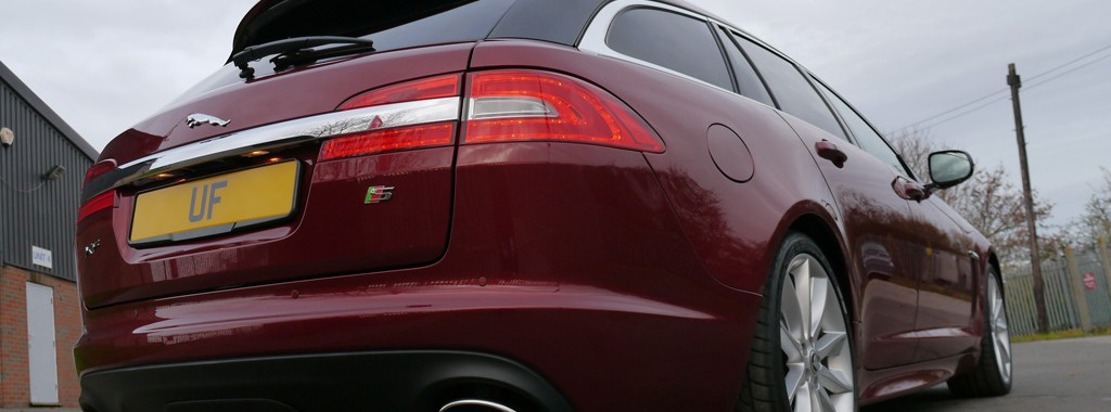 Jaguar XF Sportbrake 'S' - Gloss Enhancement Treatment