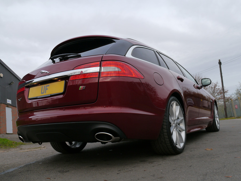 Jaguar XF Sportbrake 'S' – Gloss Enhancement Treatment