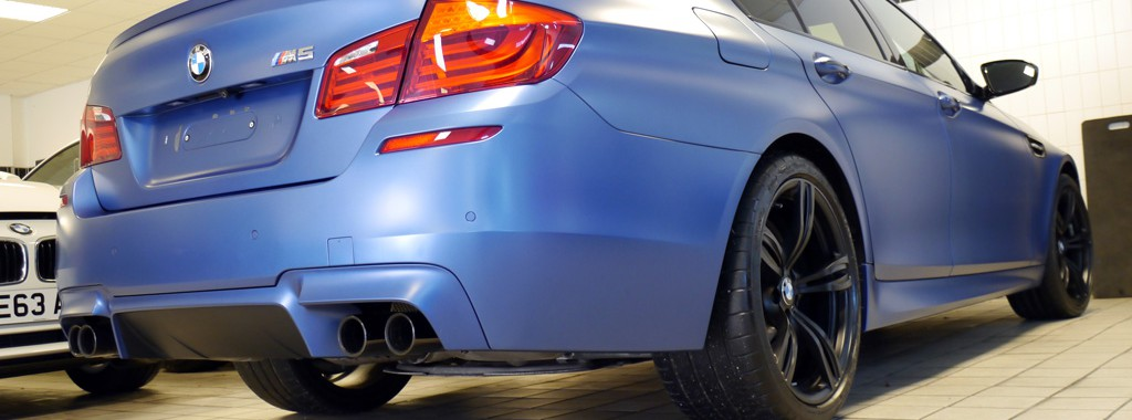 BMW F10 M5 M Performance Edition - Matt Protection Package