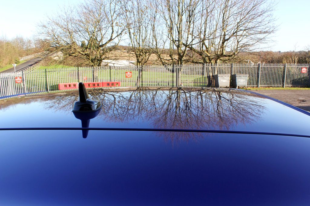 Composite Ceramic New Car Protection For A Volkswagen Golf R