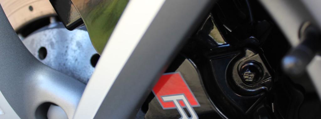 Gloss Enhanced Daytona Grey Audi RS4 Avant