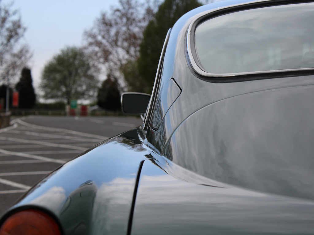 1963 Aston Martin DB5 Detailing Perfection – Part One