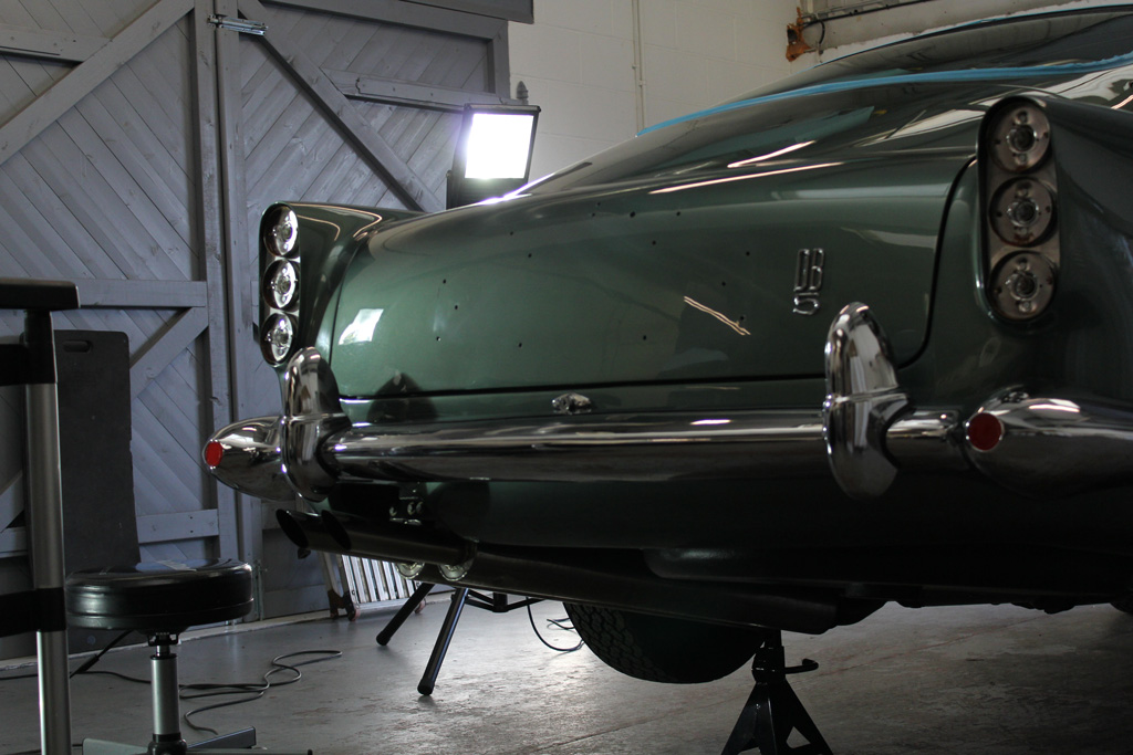 1963 Aston Martin DB5 Detailing Perfection – Part Two