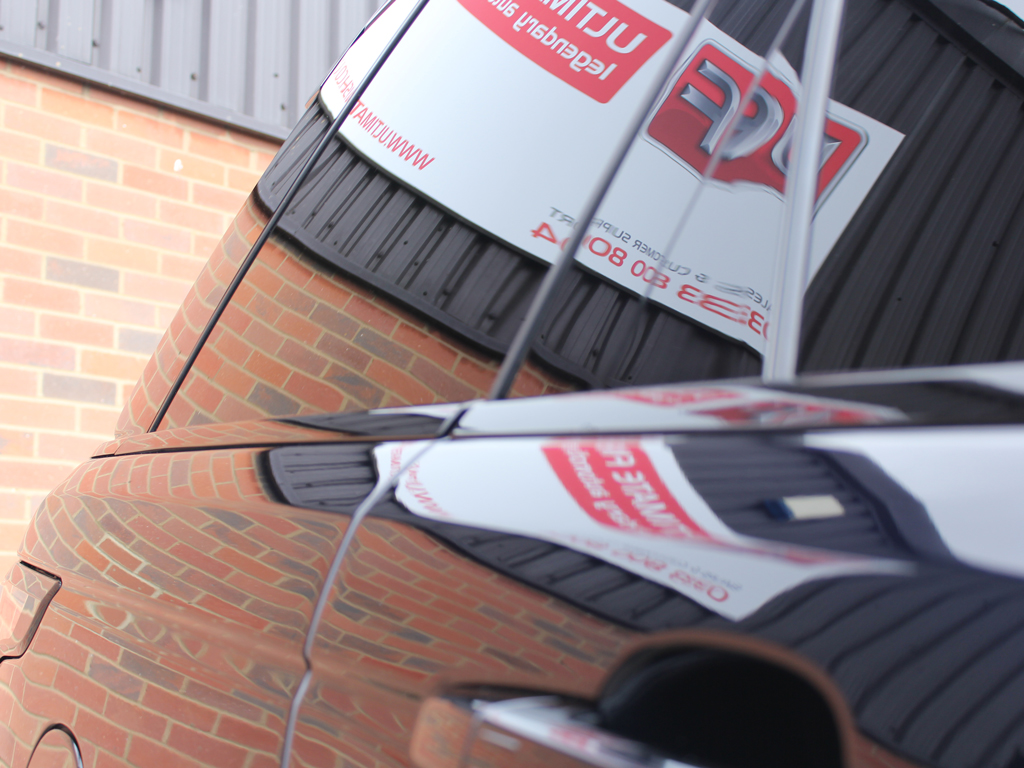 Range Rover Sport V6 – New Car Protection with Crystal Serum