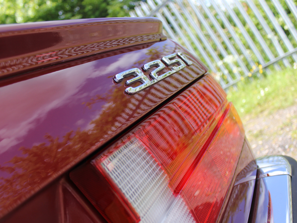 BMW E30 325i Cabriolet, Gloss Enhancement 'Plus' – Part Two