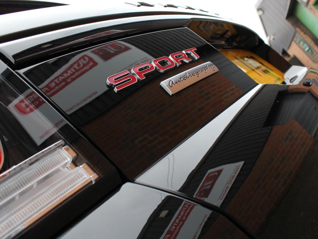 2014 Range Rover Sport Autobiography – New Car Protection