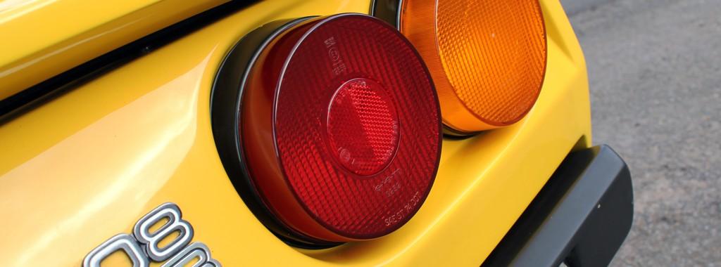 Scuderia Protection For A 'Magnum P.I.' Ferrari 308 GTB Vetroresina