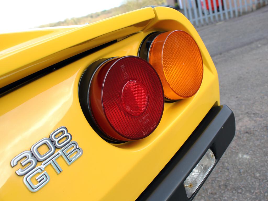 Ferrari 308 GTB Vetroresina: Scuderia Protection For A 'Magnum P.I.'
