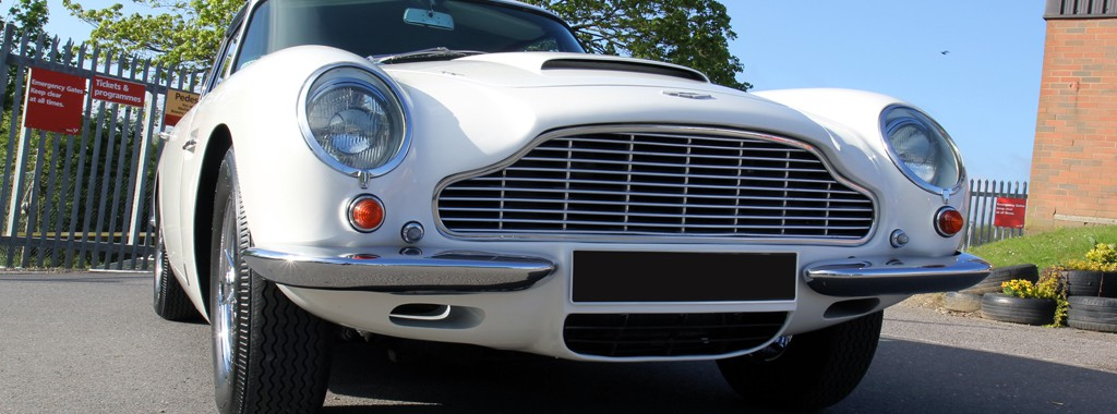 Aston Martin DB6 'Vantage' Regains Its 'Best of Show' Status