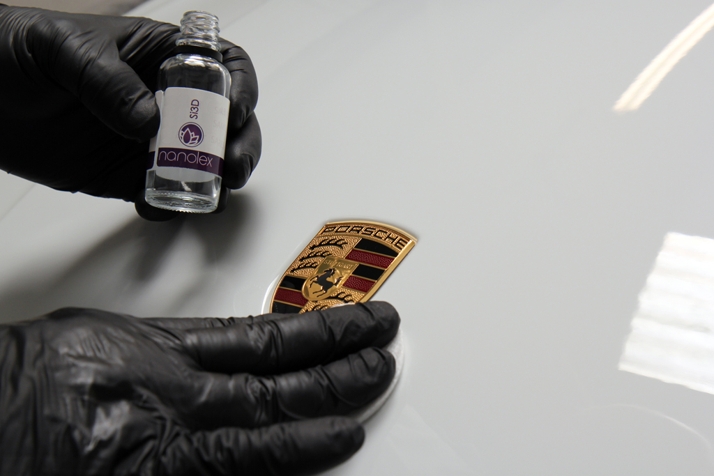 Nanolex Si3D Protection For A Brand New Porsche Macan S
